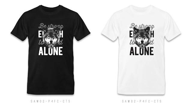 SAM02-P4FC-CTS Animal T Shirt Design, Custom T Shirt Printing