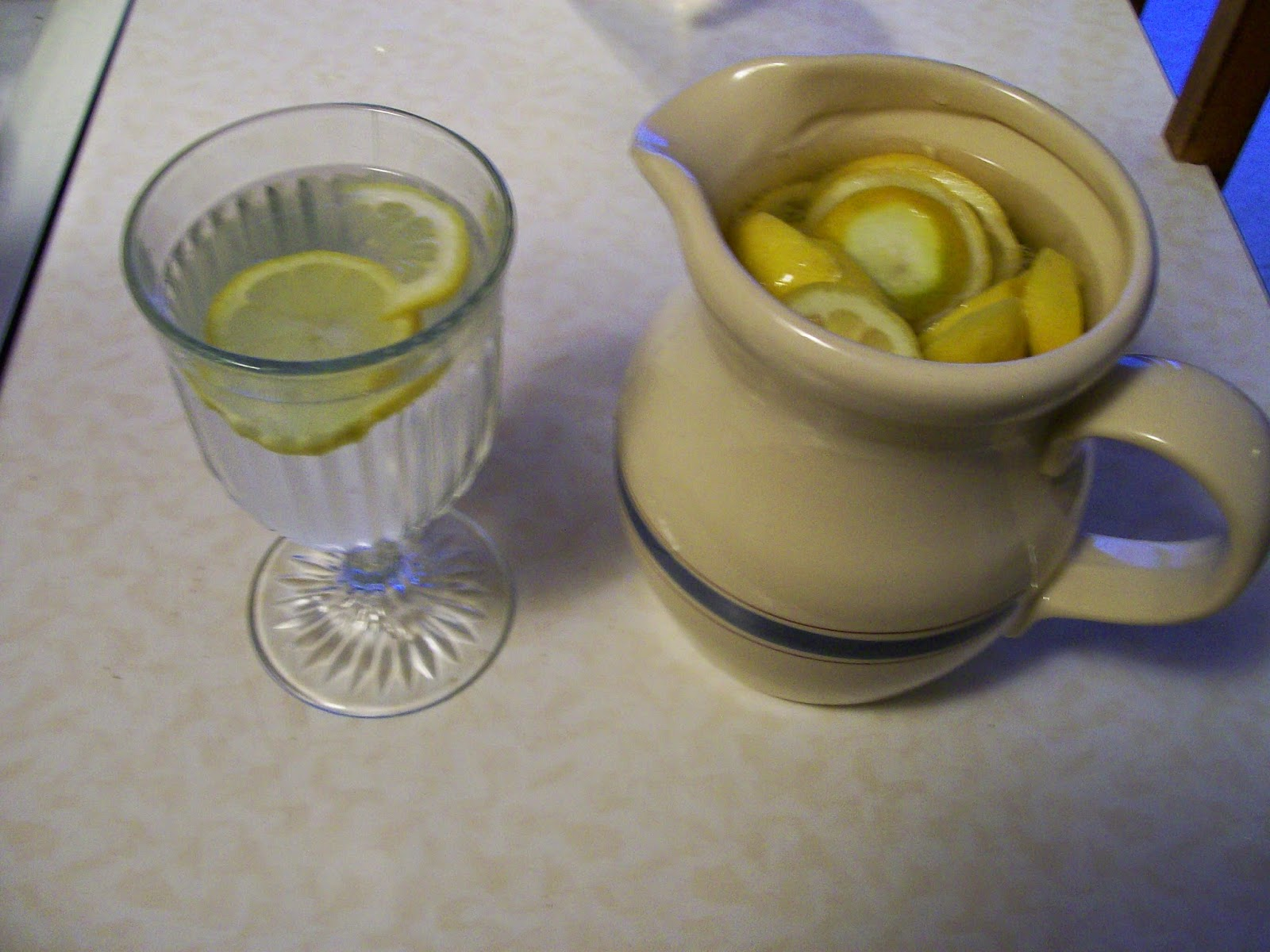 Lemonade, from an 1862 recipe.