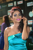 Beautiful Pooja Shri in a Neon Blue Halter Top    Exclusive 002.JPG