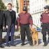 Presentaron la Patrulla Canina de la Policía de la Ciudad