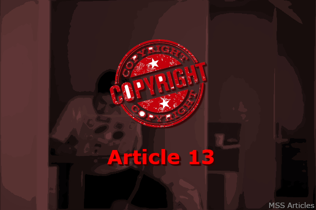 Article 13 - MSS Articles