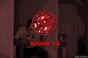 What is the Article 13 | How this will affect the Internet?