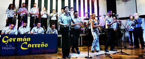 Lyrics de German Carreño Y Su Orquesta