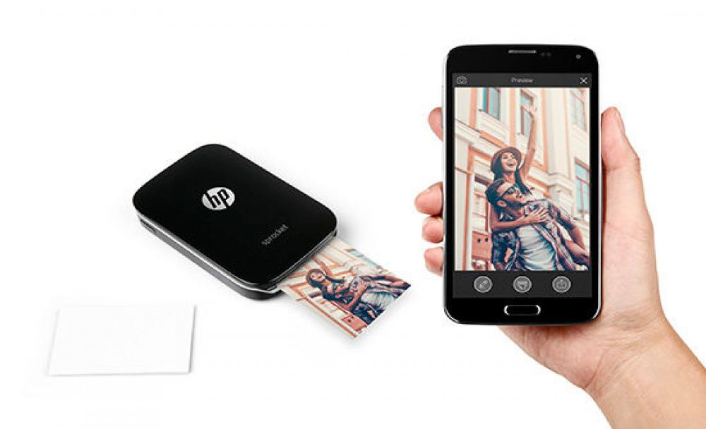 HP Sprocket, Printer Seukuran Power Bank Seharga 1 Jutaan