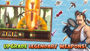 Crusaders Quest MOD v3.0.12.KG Apk+Data (OBB) Full Unlocked Updated 2016