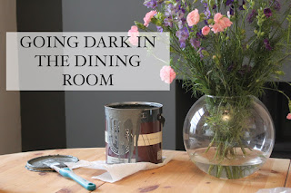 Going Dark in the dining room