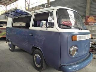 Dijual VW Combi Food Truck Modif
