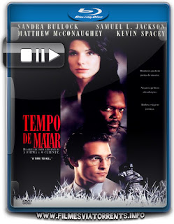 Tempo De Matar Torrent - BluRay Rip 720p Dual Áudio