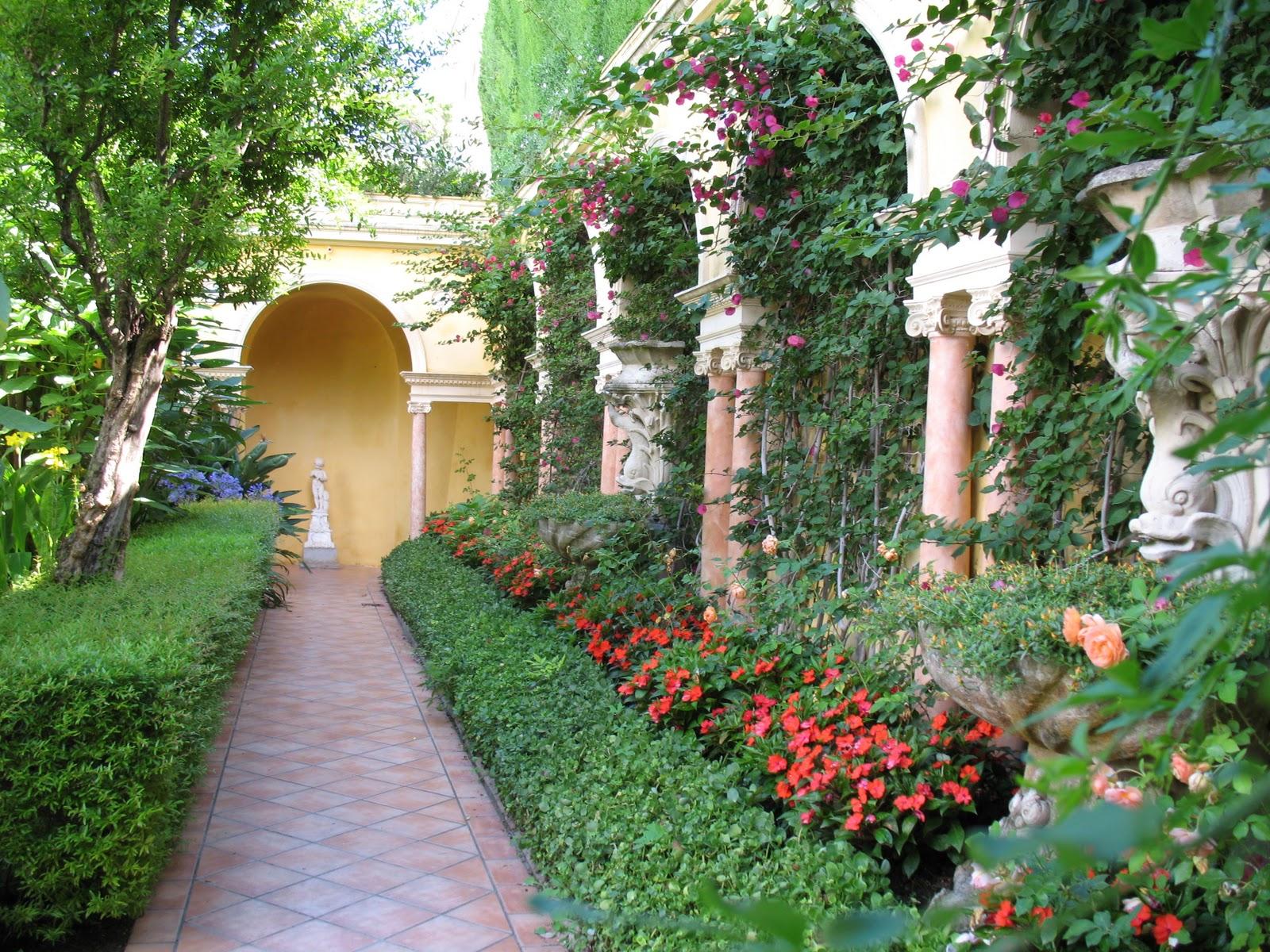 Roses du jardin ch neland villa ephrussi de rothschild for Jardin en espagnol