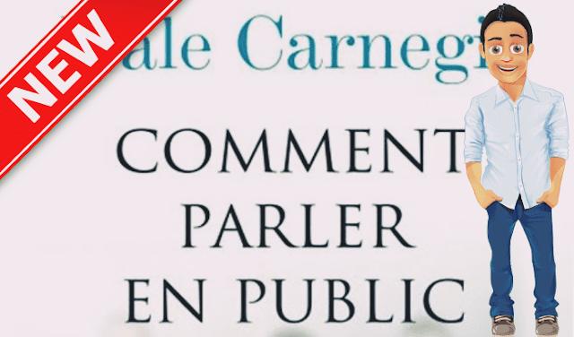 """هذا الكتاب يبحث عنه الكثير من الناس بعنوان """"Comment parler en public"""" حمله الان.."""