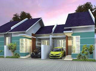 "jual rumah syariah parung panjang "" Diandra Serpong Village"""