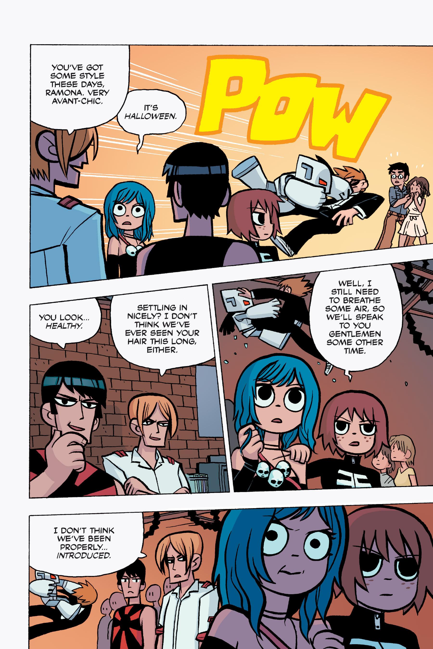 Read online Scott Pilgrim comic -  Issue #5 - 15