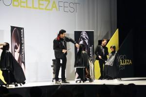Jacobo Gascó en Expo Belleza Fest