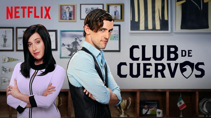 'Club de Cuervos', serie de Netflix