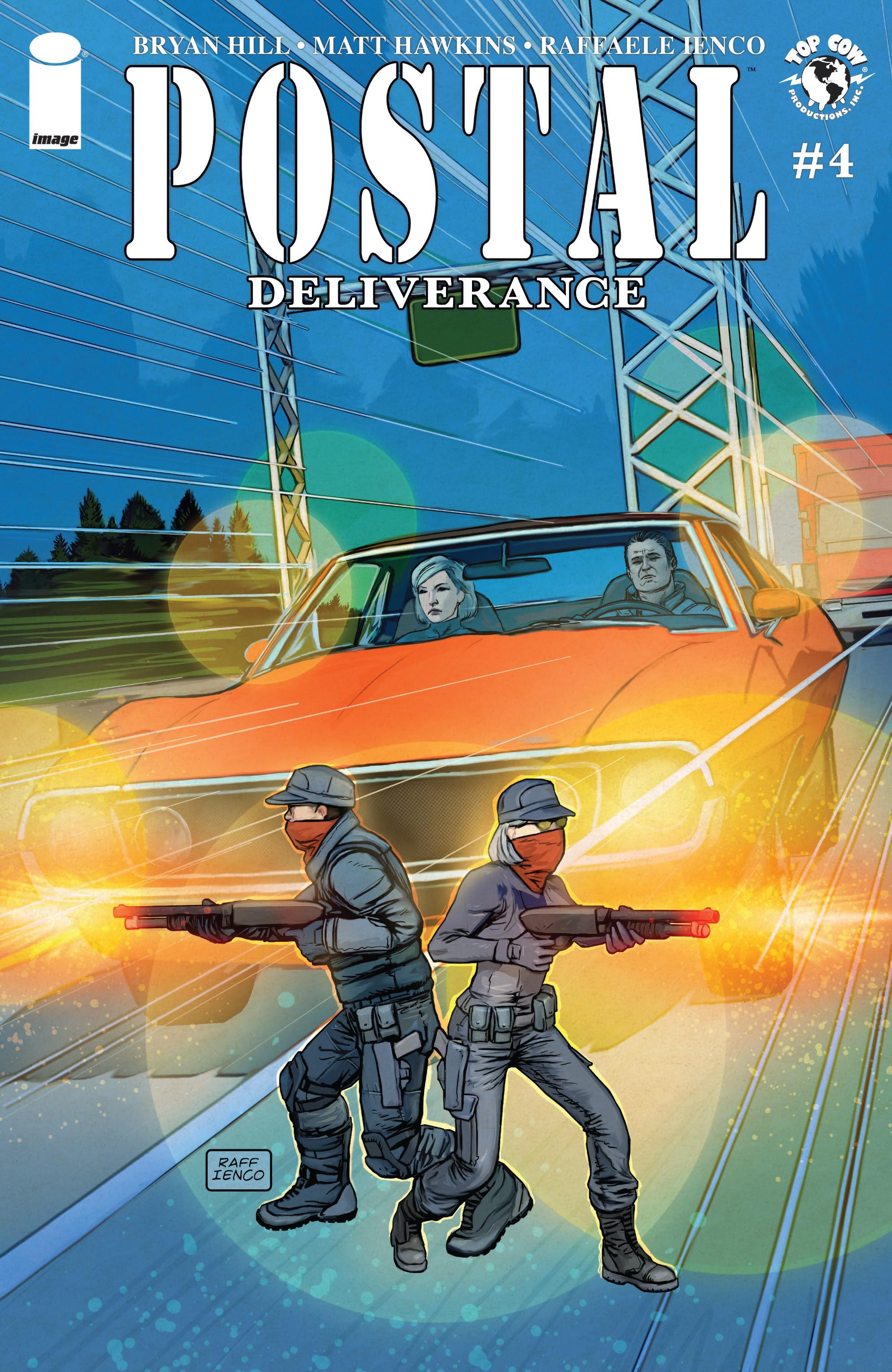 Postal: Deliverance 4 Page 1