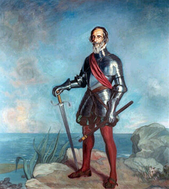 Retrato de Hernán Cortés, Ignacio Zuloaga y Zabaleta, Maestros españoles del retrato, Pintor español, Retratos de Ignacio Zuloaga