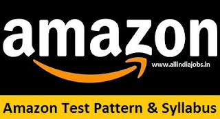 Amazon Test Pattern