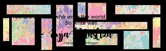 Blog Eyja