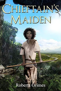 Chieftan's Maiden - a Fantasy Anthology by Roberta Grimes