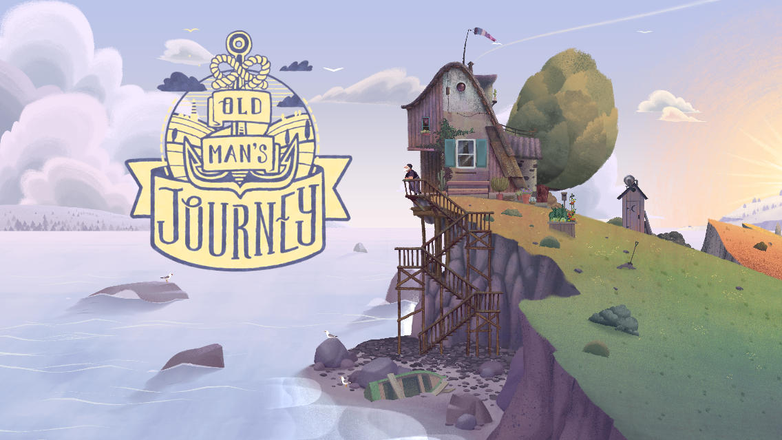 Old Man s Journey Android Full APK OBB İndir
