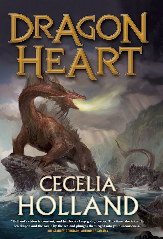 Review: Dragon Heart by Cecelia Holland