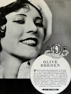 Olive Borden At Fox