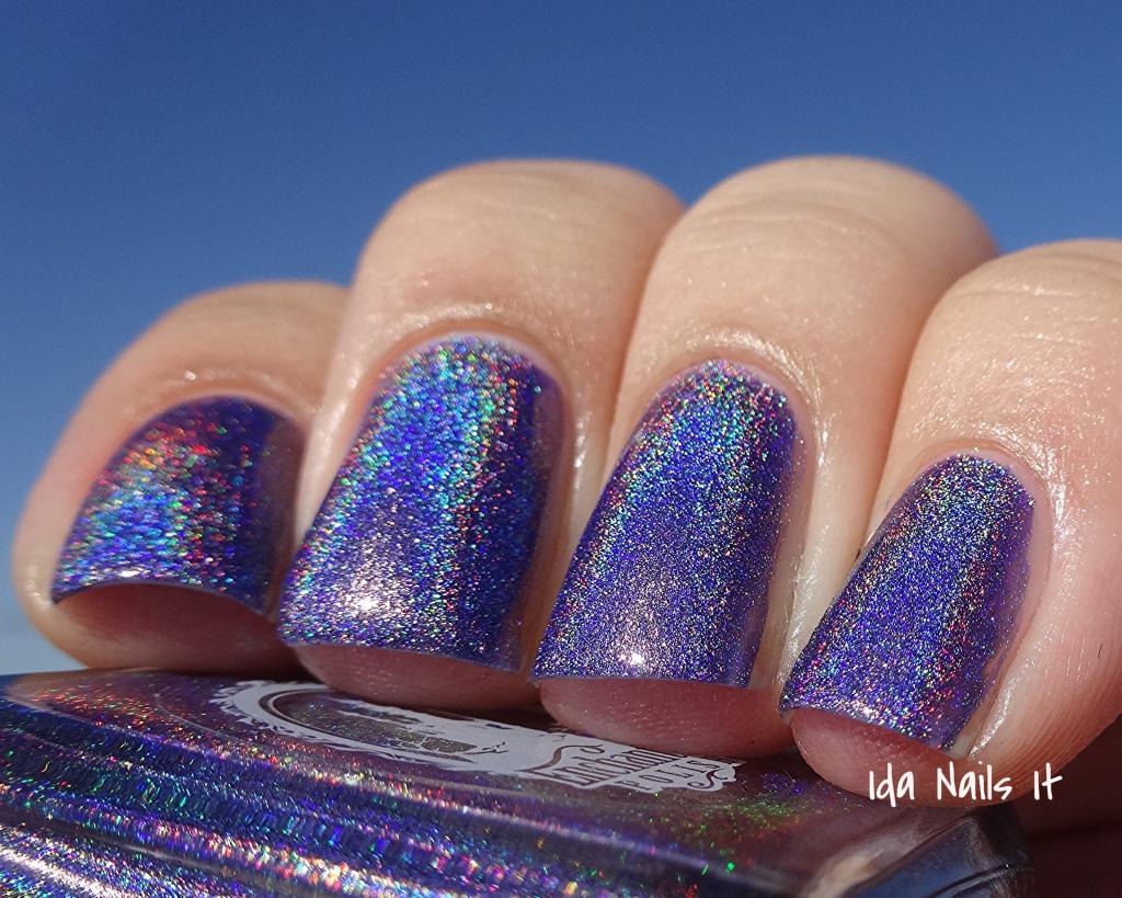 fingers polish mania: Enchanted Polish Keep Watch & July 2013  Enchanted Polish Keep Watch