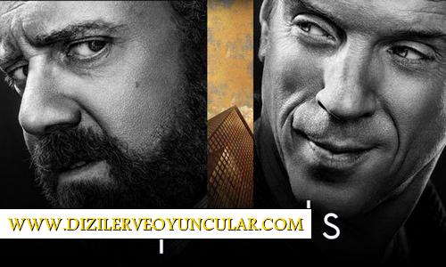 """Ünlü Aktör Damien Lewis'in Oynadığı 17 Ocak'ta Yayın Hayatına Başlayan Showtime'in En Yeni Dizisi """"Billions"""" Konusu Ve Oyuncu Kadrosu."""