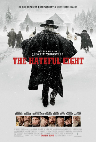 The Hateful Eight [2015] [DVD] [NTSC] [Latino]