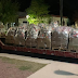 """Llegaron las 1215 canastas entregadas por ONFI a través del programa """"Unidos para ayudar"""""""