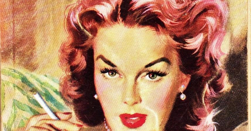 Classic Old Movie : FBI Girl 1951