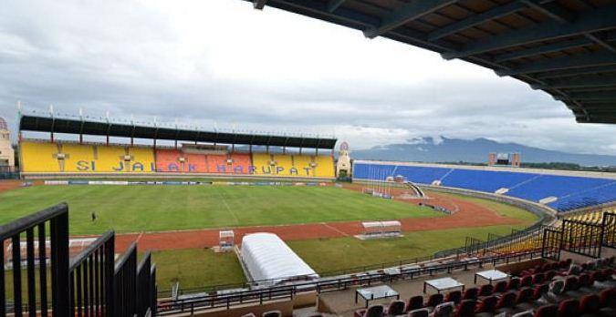 Persib Bakal Latihan di Stadion Si Jalak Harupat 2-3 Kali Seminggu
