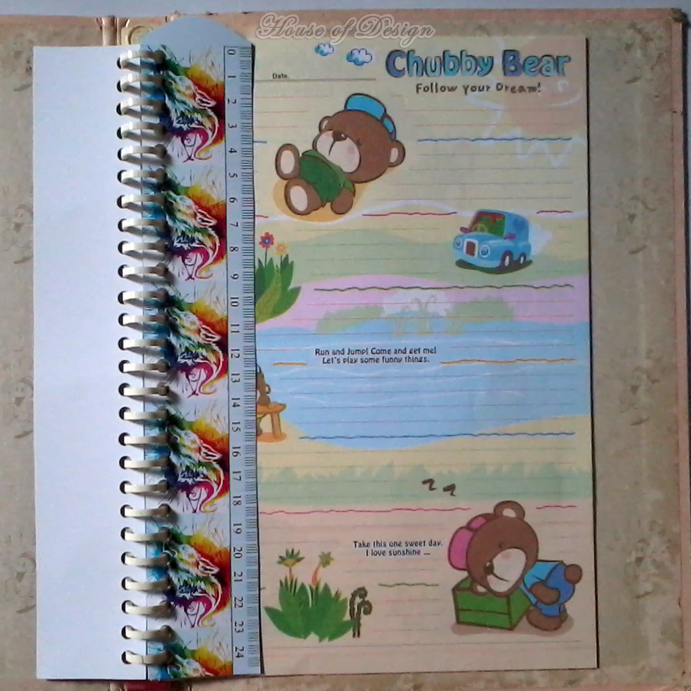 RULER DIVIDER BINDER CUSTOM, PENGGARIS BINDER CUSTOM, PENGGARIS BINDER 26 RING, PENGGARIS BINDER UKURAN B5, PENGGARIS BINDER ART, PENGGARIS BINDER SRIGALA
