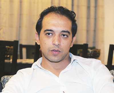 المخرج التونسي مجدي سميري