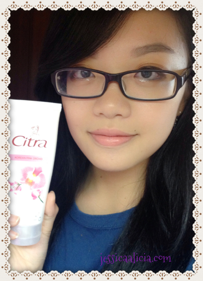 Review : Citra Korean Pink Orchid Facial Foam & Moisturizer by Jessica Alicia