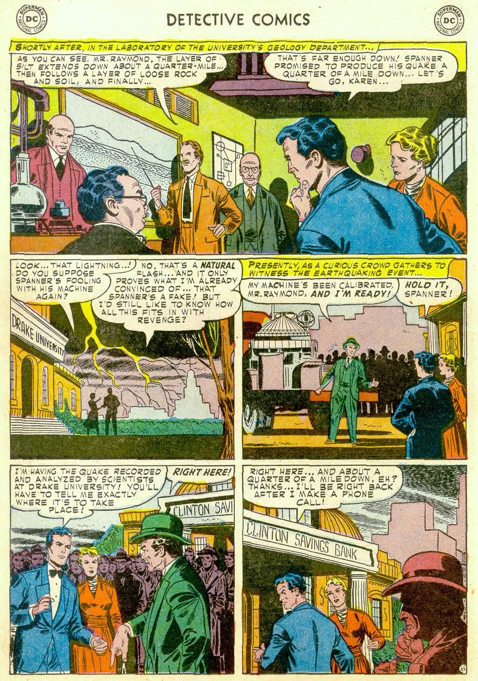 Read online Detective Comics (1937) comic -  Issue #184 - 22