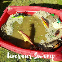 Dinosaur Swamp Activity