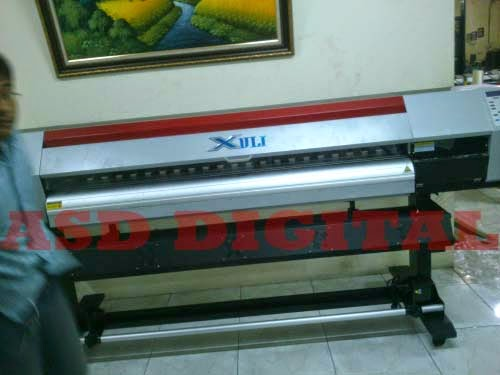 Mesin digital printing Xuli X6