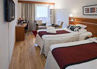 Hotel Scandic Klara en Estocolmo, Suecia