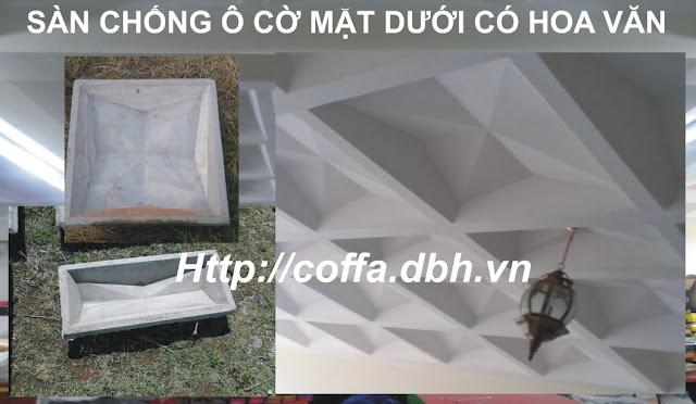 Coffa Ô cờ bán lắp ghép