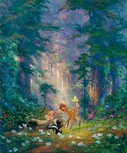 A Nova Descoberta - James Coleman e seus desenhos da Disney