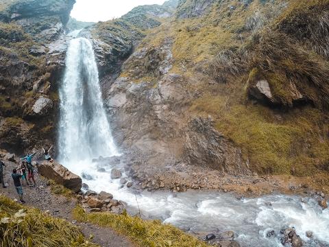 Catarata Antankallo: ¡Ruta para iniciarse en trekking!