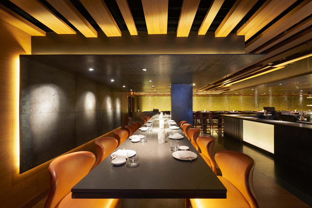 One of the greatest ex&les of good quality lighting I have seen in Zuma the sushi restaurant in Manhattan. Main spots of the restaurant are highlighted ... & TSM 2015 BAC LIGHTING DESIGN: Journal #2_Anastasiia_Onoprienko