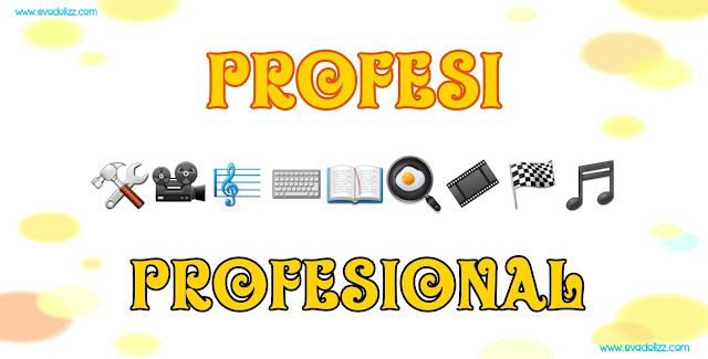 Profesi Profesional