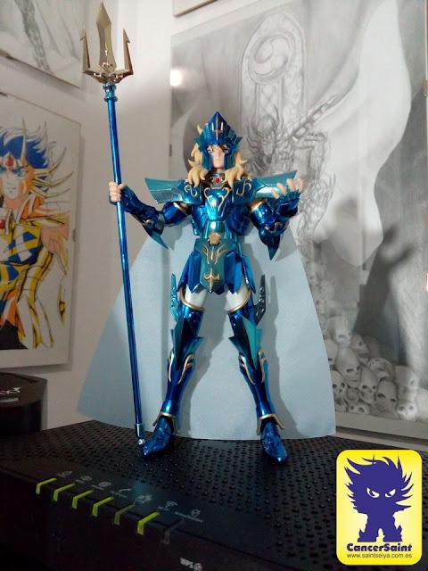 Impresiones sobre Poseidón 15 Aniversario Myth Cloth