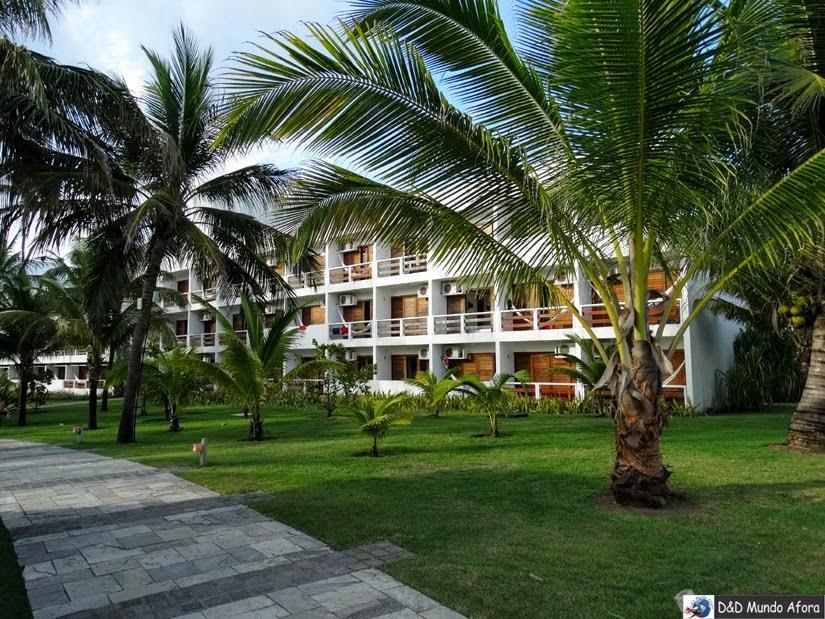 Onde ficar em Porto de Galinhas - review Hotel Village