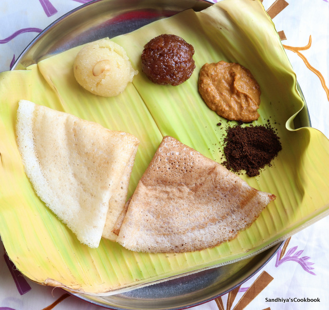 Moongil Arisi Dosai | Bamboo Rice Dosa | Dosai Recipe