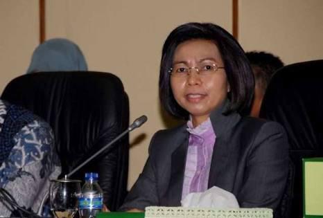 Wow, Bupati Bolmong Yasti Jadi Tersangka Pengerusakan