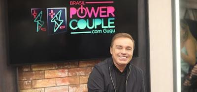 Power Couple: Gugu evita 'estilo Leifert' para não interferir no jogo dos casais do REALITY SHOW