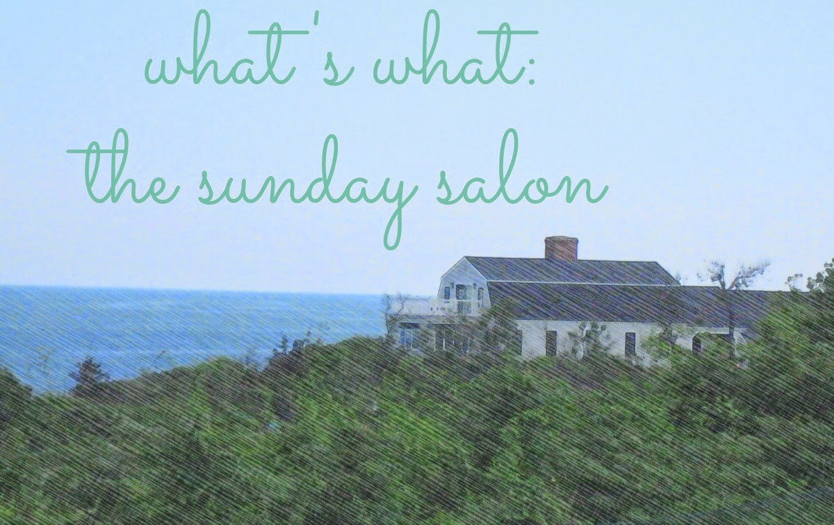 What's What in the Sunday Salon, July 20, 2014